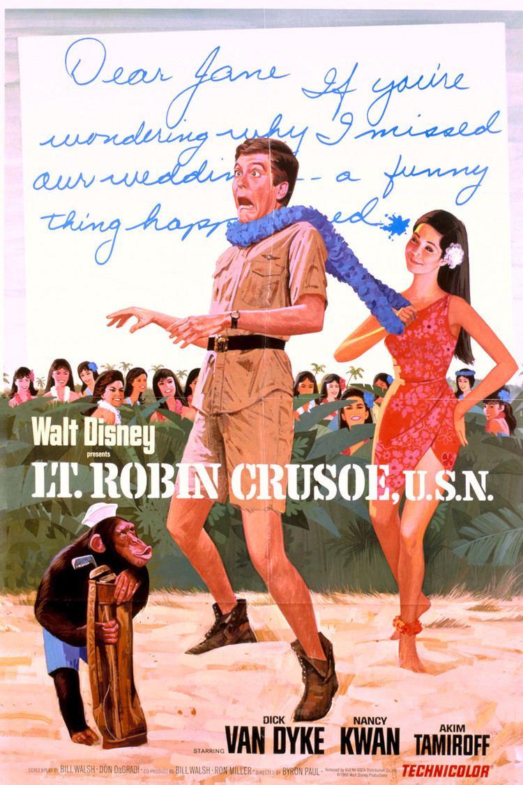 Lt. Robin Crusoe, U.S.N. wwwgstaticcomtvthumbmovieposters7465p7465p