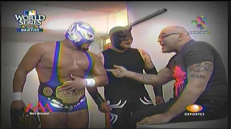 Último Gladiador Lucha Libre AAA Promo Konnan Silver King ltimo Gladiador YouTube