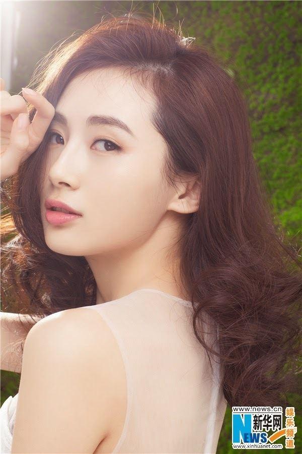 Lu Chen (actress) China Entertainment News Actress Lu Chen poses for photo
