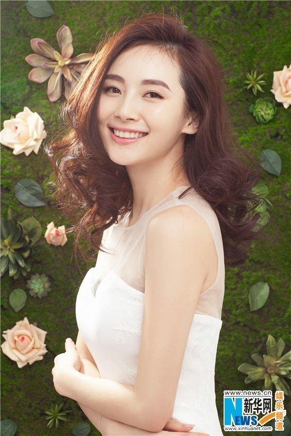 Lu Chen (actress) Actress Lu Chen poses for photo shoot China