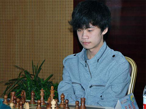 Lu Shanglei China39s Lu Shanglei crowned World junior chess champ