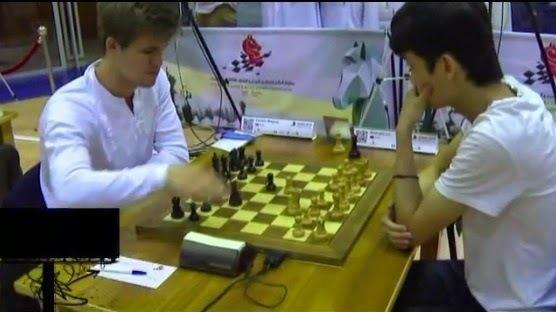 Lu Shanglei chessblogcom Alexandra Kosteniuk39s Chess Blog