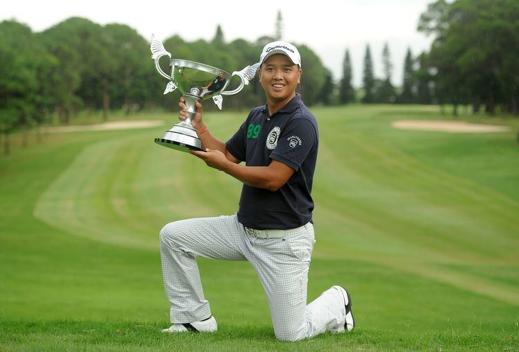 Lu Wei-chih Lu WeiChih Inside Golf Australias MostRead Golf Magazine as