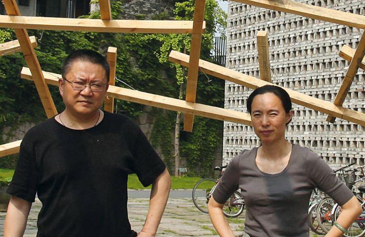 Lu Wenyu Lu Wenyu Tag ArchDaily