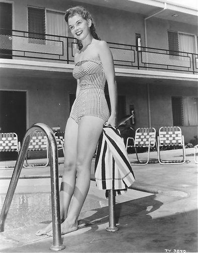 Luana Patten Luana Patten The Good Old1950s and early 1960s Pins