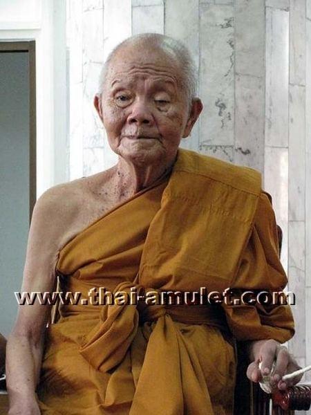 Luang Pho Daeng Original Luang Pho Koon Statue from the year BE 2536 1993 Original