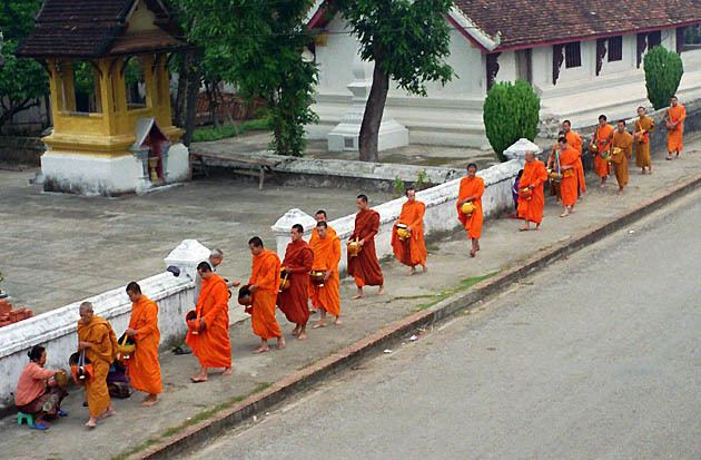 Luang Prabang Province in the past, History of Luang Prabang Province