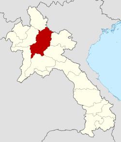 Luang Prabang Province Wikipedia