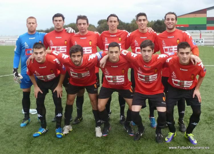 Luarca CF Ceares Luarca broche a la primera vuelta UC Ceares Gijn FF