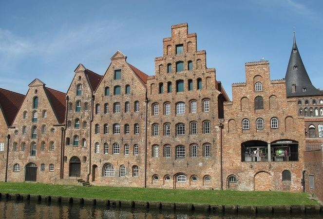Lubeck in the past, History of Lubeck