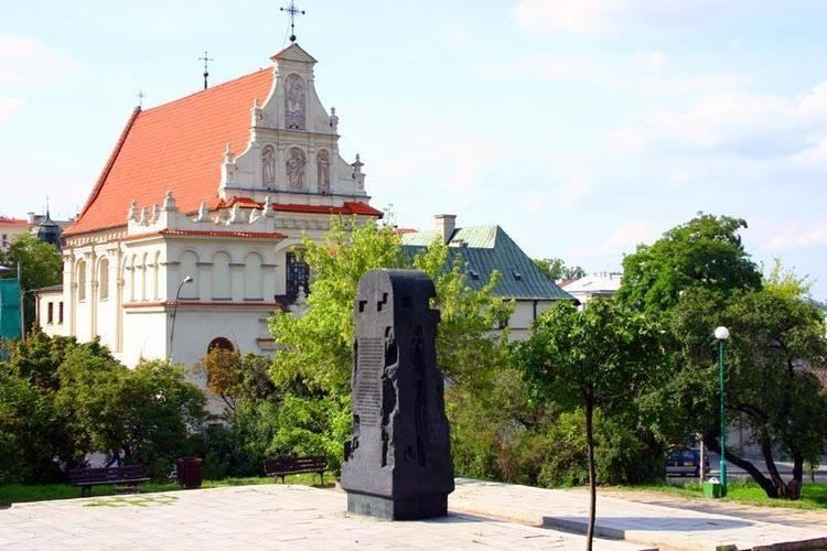 Lublin Holocaust Memorial