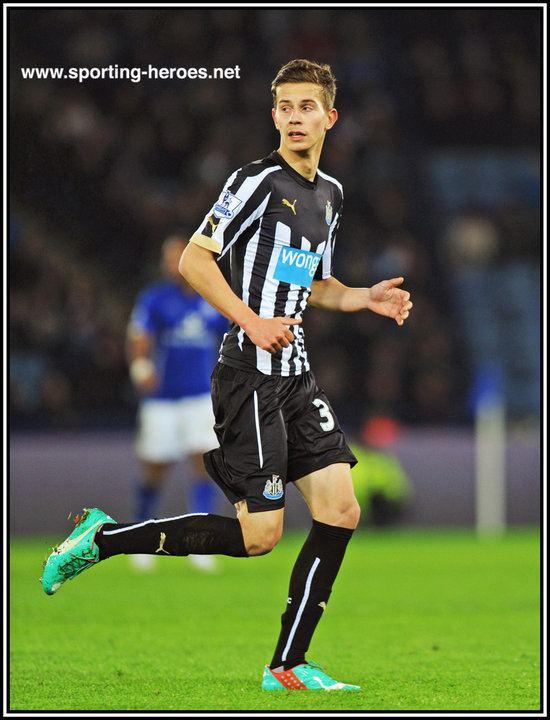 Ľubomír Šatka Lubomir SATKA League Appearances Newcastle United FC
