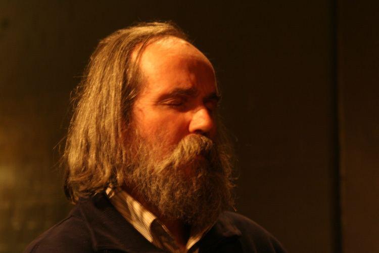 Lubomyr Melnyk Lubomyr Melnyk at Cafe Oto 26 Jan 2012 Dalston Sound