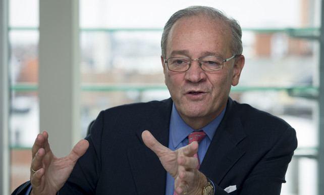Luc Bertrand Luc Bertrand Laat grote infrastructuurwerken vooruitgaan