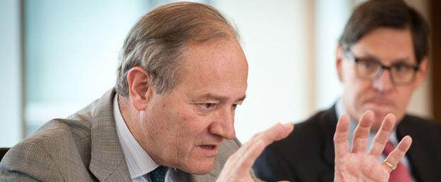 Luc Bertrand Luc Bertrand CEO AvH 39Van mij mag er meer herverdeeld