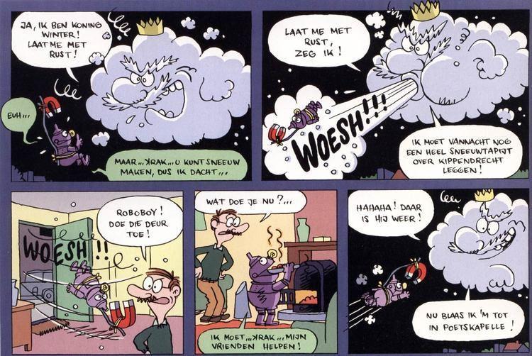 Luc Cromheecke Luc Cromheecke Lambiek Comiclopedia