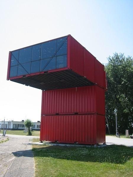 Luc Deleu Contained All things container Via julianasu Orbino