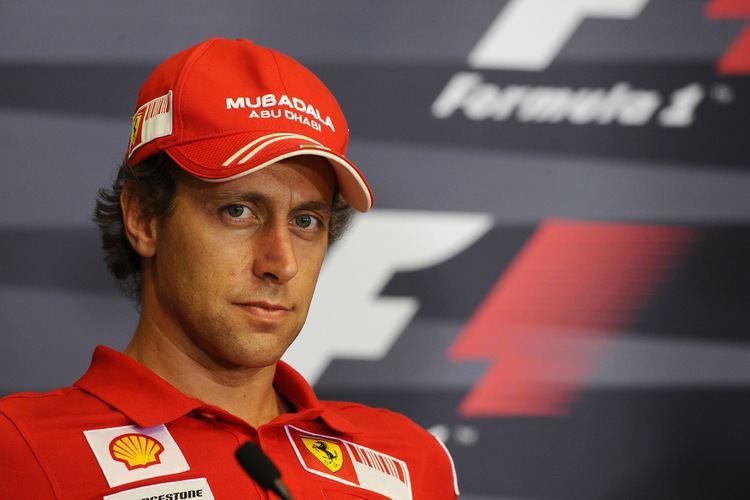 Luca Badoer Luca Badoer39s F1 return pictures F1 Fanatic