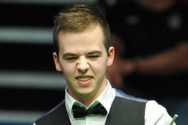 Luca Brecel UK Championships Teen ace Luca Brecel passes up chance to