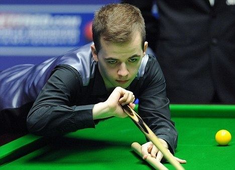 Luca Brecel World Championship 2012 Luca Brecel youngest Crucible