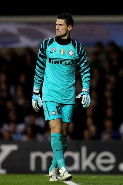 Luca Castellazzi Luca Castellazzi Pictures Tottenham Hotspur v FC