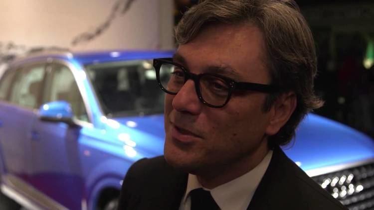 Luca de Meo Audi Night Kitzbhel 2015 Interview Luca de Meo