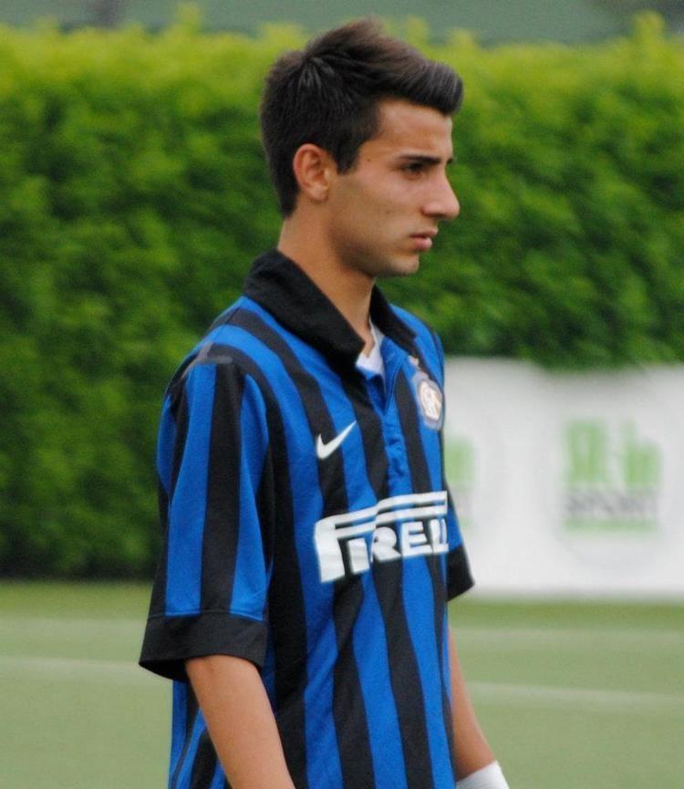 Luca Garritano LUCA GARRITANO 1994 ITALIA Generazione di Talenti