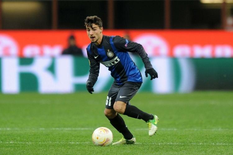 Luca Garritano Sempreinter Garritano Cesena ds at Inter headquarters to