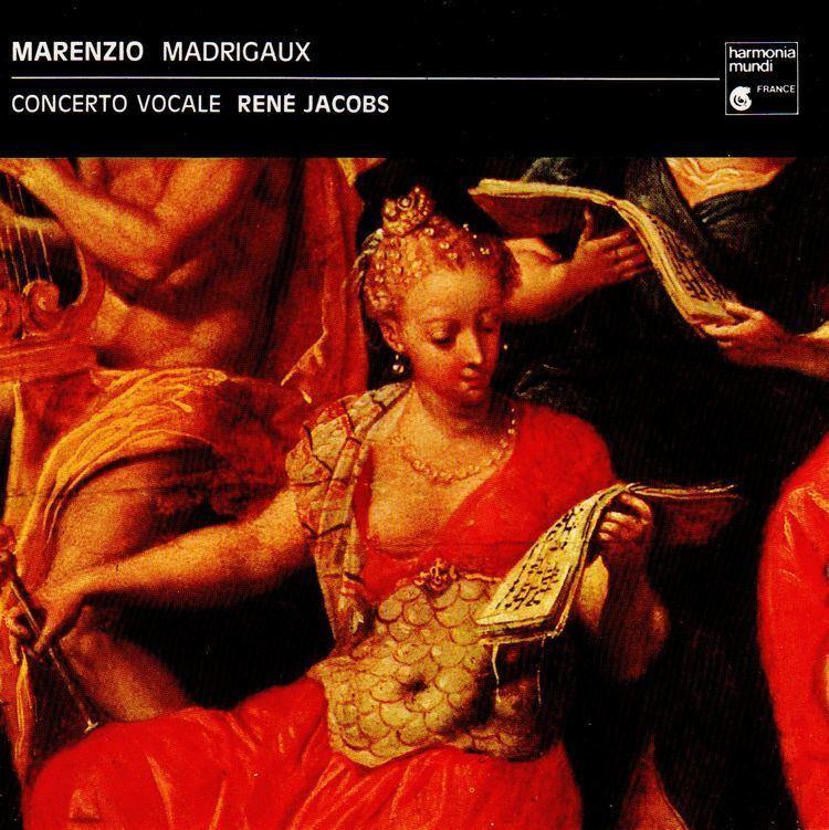 Luca Marenzio Luca Marenzio 15531599 Madrigaux 5 et 6 voix CD