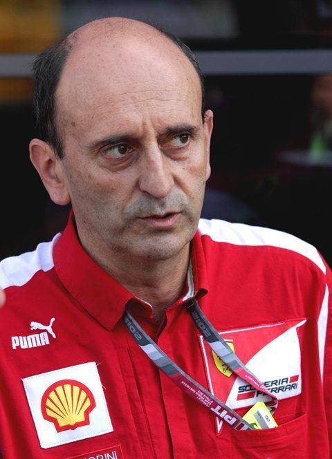 Luca Marmorini Scuderia Ferrari joins RMIT Curve Ferrari at RMIT