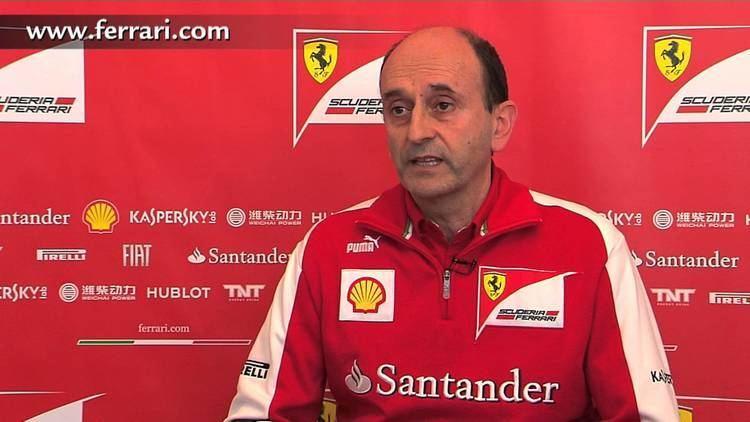 Luca Marmorini Luca Marmorini interview at Ferrari F138 launch YouTube