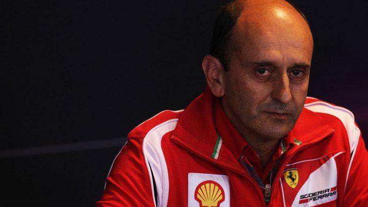Luca Marmorini Ferrari engine boss Luca Marmorini leaves team Ferrari