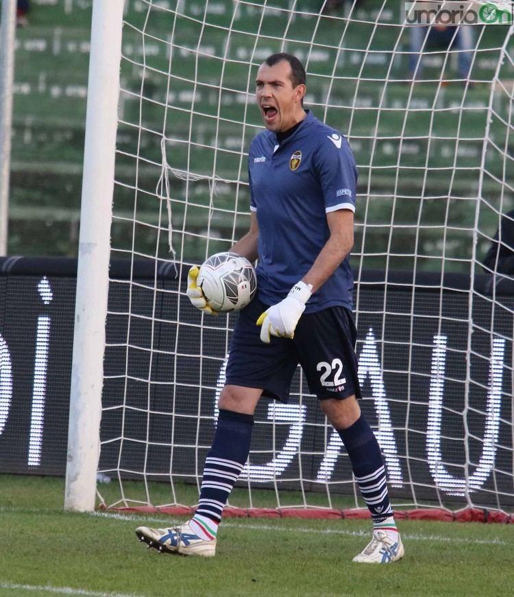Luca Mazzoni Radio Bruno Toscana Niente rinnovo per il portiere Luca Mazzoni