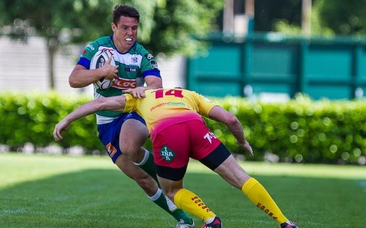 Luca Morisi Weekly Round Up Ultimate Rugby Players News Fixtures and Live