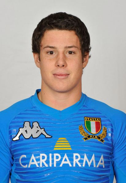 Luca Morisi Luca Morisi Photos Italy Rugby Union Portrait Session