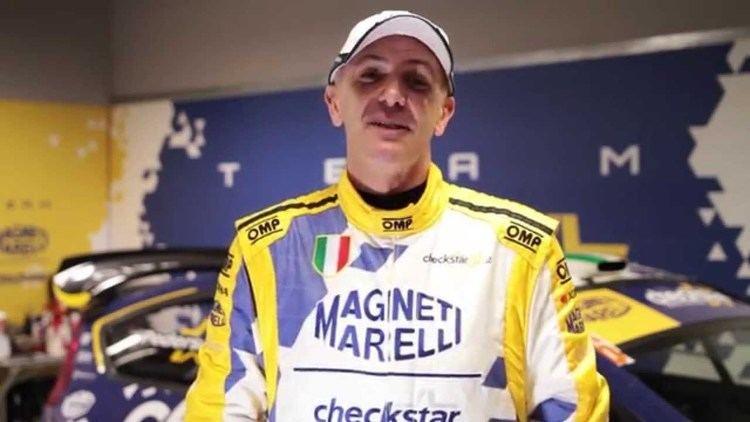 Luca Pedersoli La Pagella di Luca Pedersoli al Monza Rally Show 2014 Team Magneti