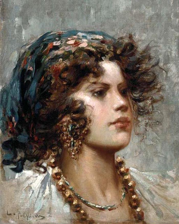 Luca Postiglione Luca Postiglione Genre Portrait painter TuttArt Pittura