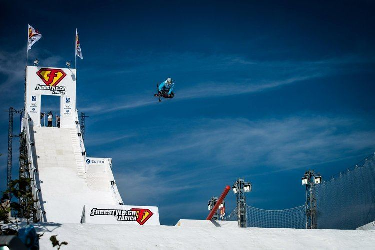 Luca Schuler Event report with results from freestylech 2014