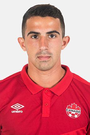 Luca Uccello Canada Soccer