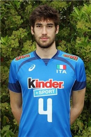 Luca Vettori Player Luca Vettori FIVB Volleyball Mens World Championship