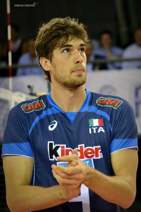 Luca Vettori Luca Vettori Volleyball Pinterest Volleyball