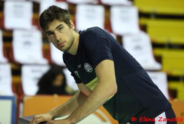 Luca Vettori Luca Vettori Modena Volley Volleyball players Pinterest