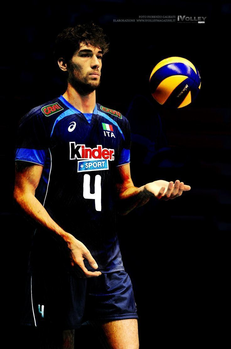 Luca Vettori 26 best Volleyball images on Pinterest Volleyball players