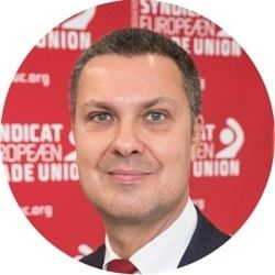 Luca Visentini Putting The EU Wrongs Right The Trade Union View