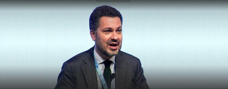 Luca Visentini L39italiano Luca Visentini segretario generale designato dell39Etuc
