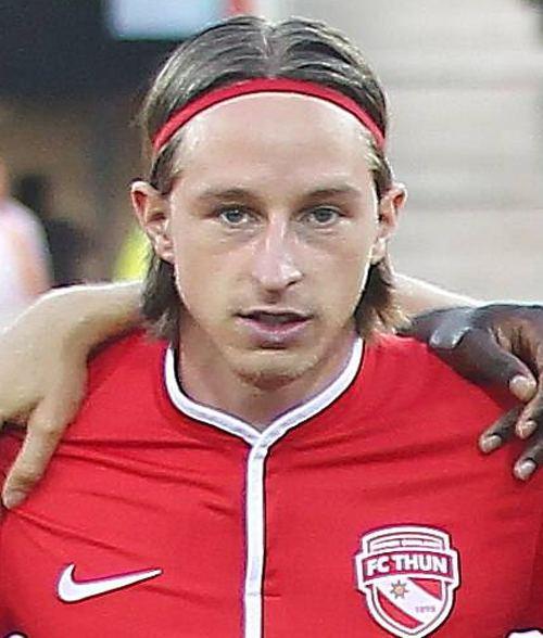 Luca Zuffi Luca Zuffi FC Basel Raiffeisen Super League alle