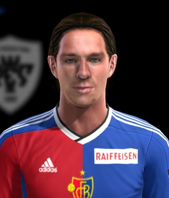 Luca Zuffi PES 2013 Luca Zuffi Face by Pablobyk PES Patch