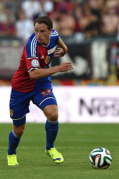 Luca Zuffi Luca Zuffi Photos FC Basel v FC Zurich Zimbio