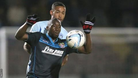 Lucas Akins Burton Albion sign Lucas Akins and may move for Calvin Zola BBC Sport