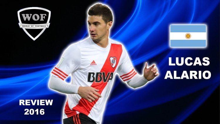 Lucas Alario LUCAS ALARIO River Plate Goals Skills Assists 2016 HD